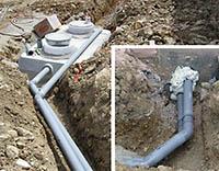 Tous travaux d'installation, de désinstallation et d'entretien de fosse toutes eaux à Morville-Sur-Seille